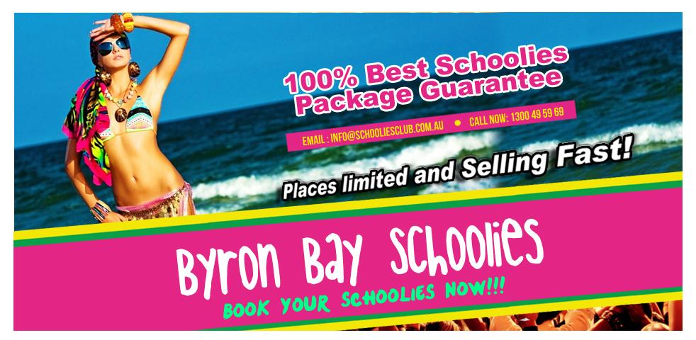 Byron Bay Schoolies