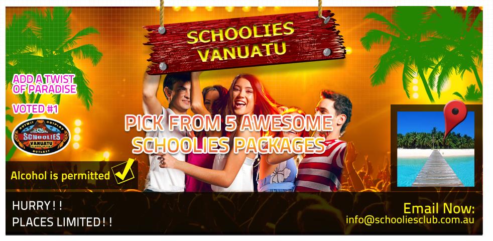 Vanuatu Schoolies